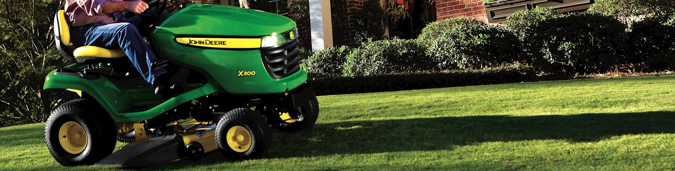 X300 Lawn Tractor