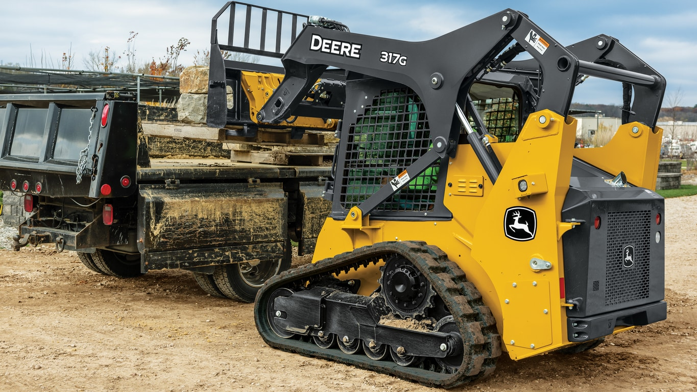 Equipment Leasing | Financing | John Deere US