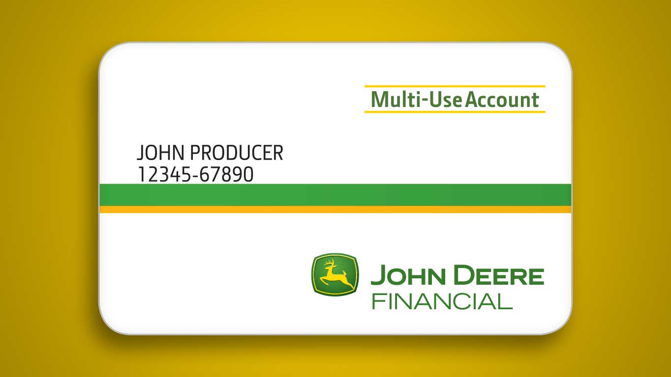 Multi-Use Account card illustration