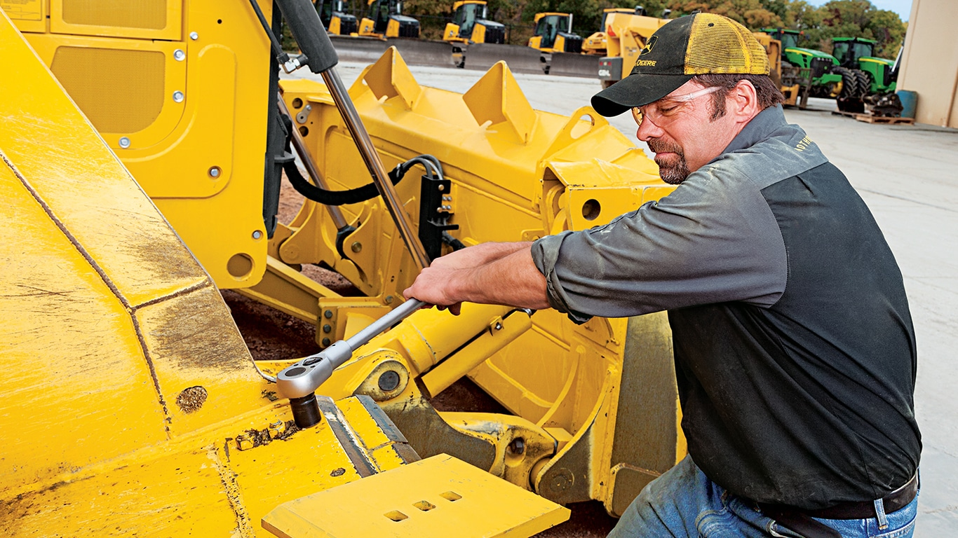 Use your PowerPlan Account to pay for  construction equipment parts, attachments, services and more.