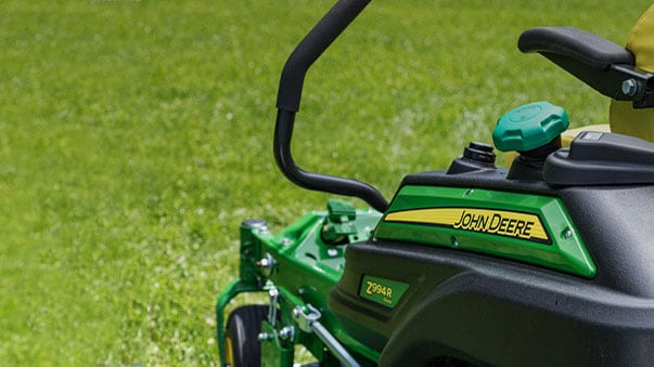 Side Cropped Photo Of The New Z994R Mower