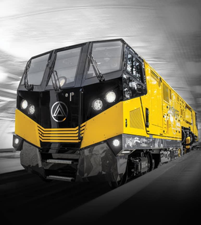 A Linsinger train