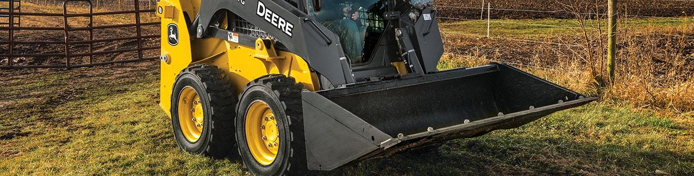 Buckets | Construction Attachments | John Deere US