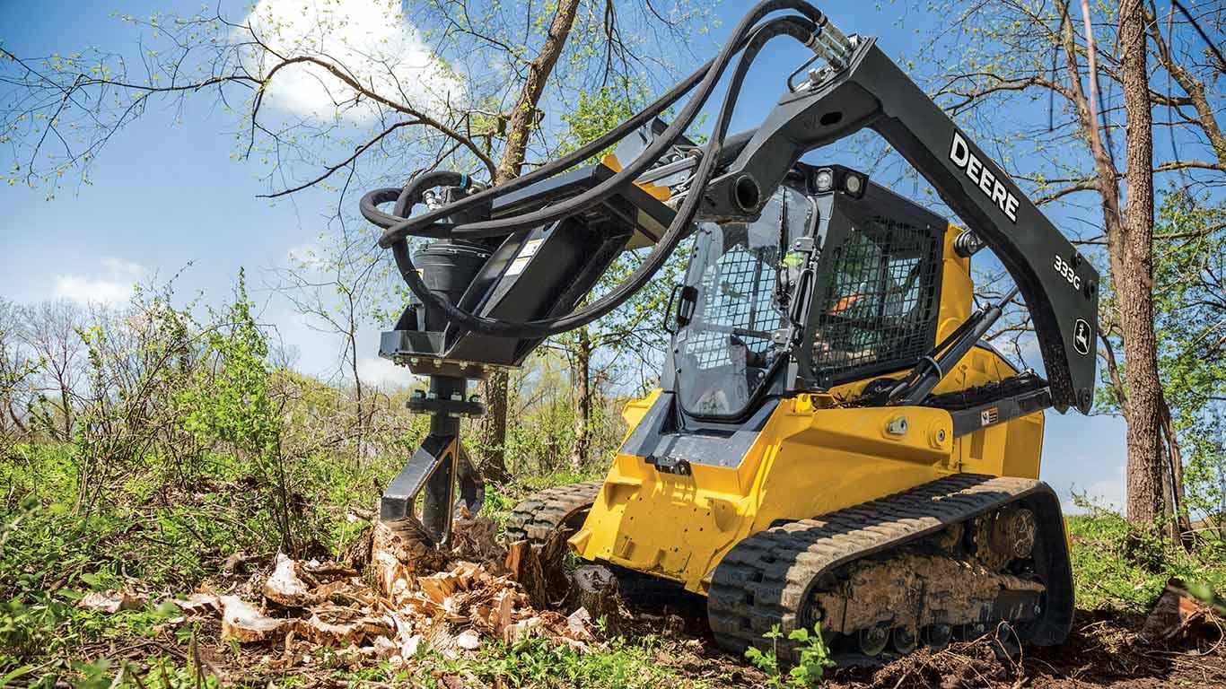Cutters, Shredders, & Mulchers | Construction Attachments