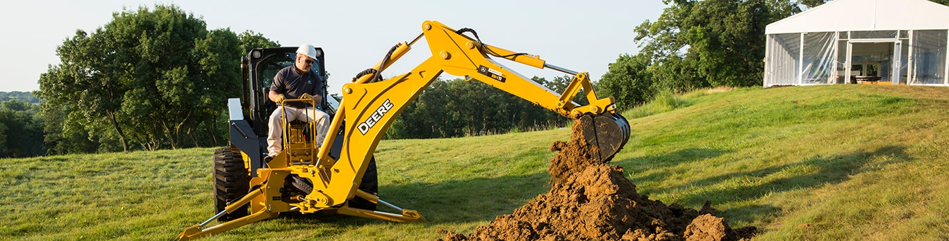 John Deere Backhoe Attachment >> Backhoes Construction Attachments John Deere Us