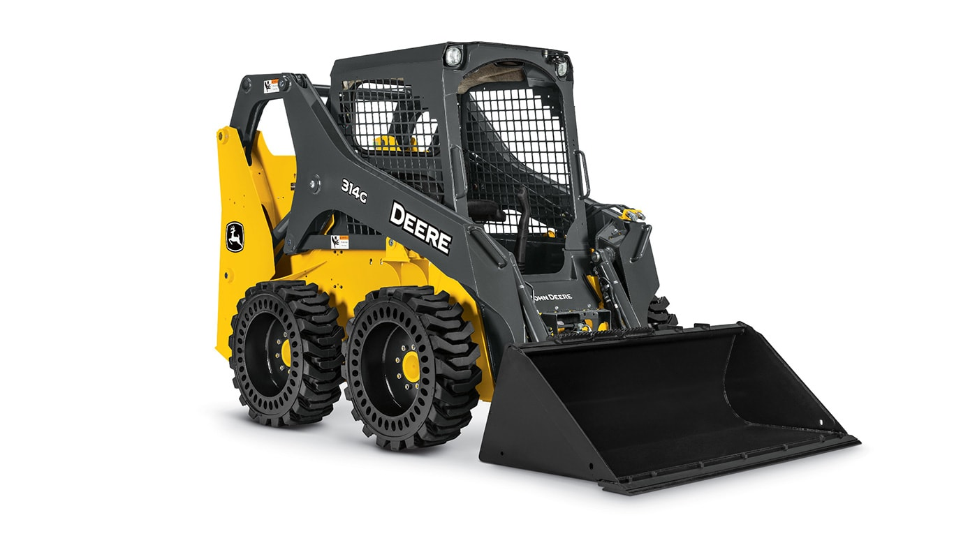 314G Skid Steer Loader
