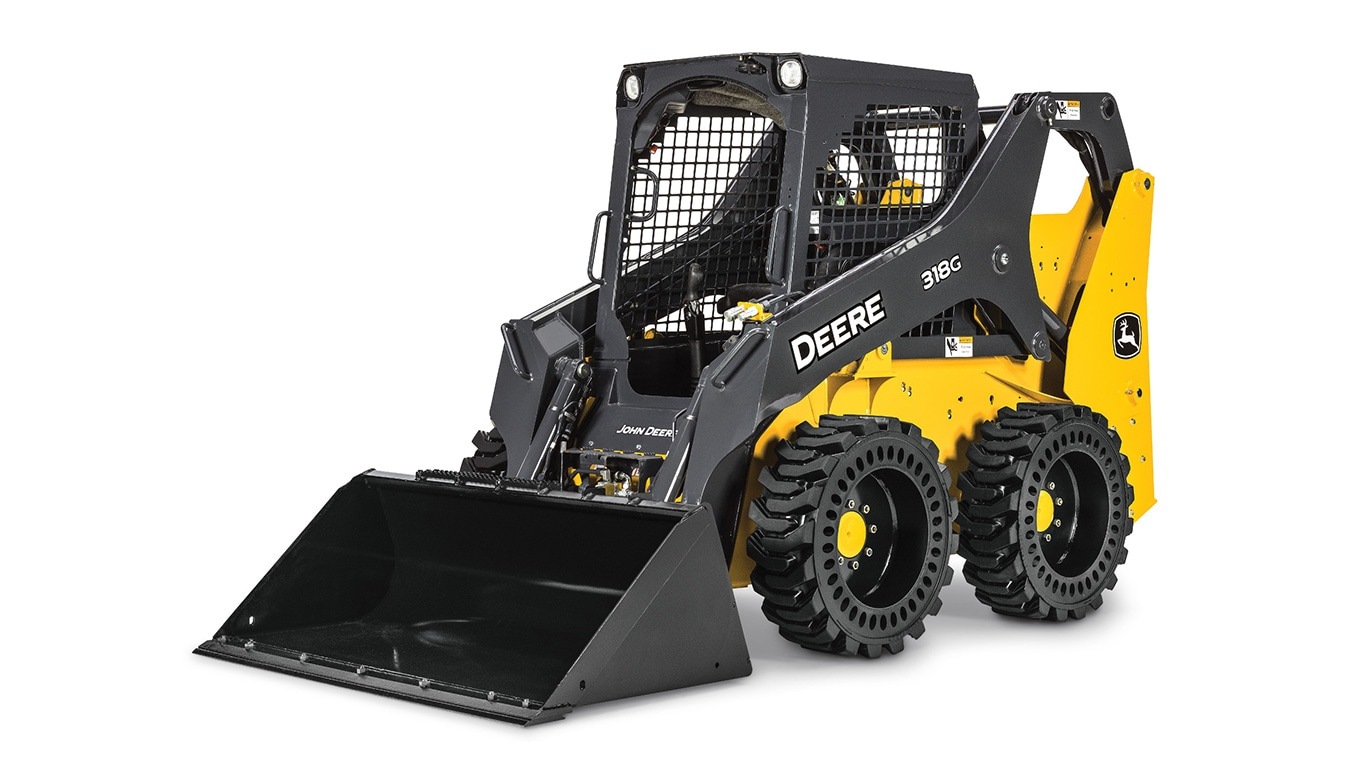 318G Skid Steer Loader