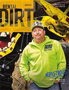 The Rental Dirt Winter 2016 Cover