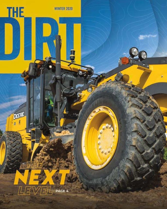 Cover of current Dirt Issue