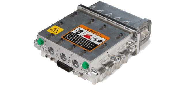 The PD400 single inverter