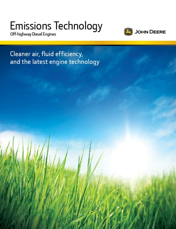 Emissions Technology Brochure