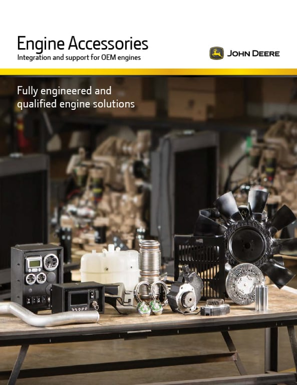 Engine Accessories Brochure