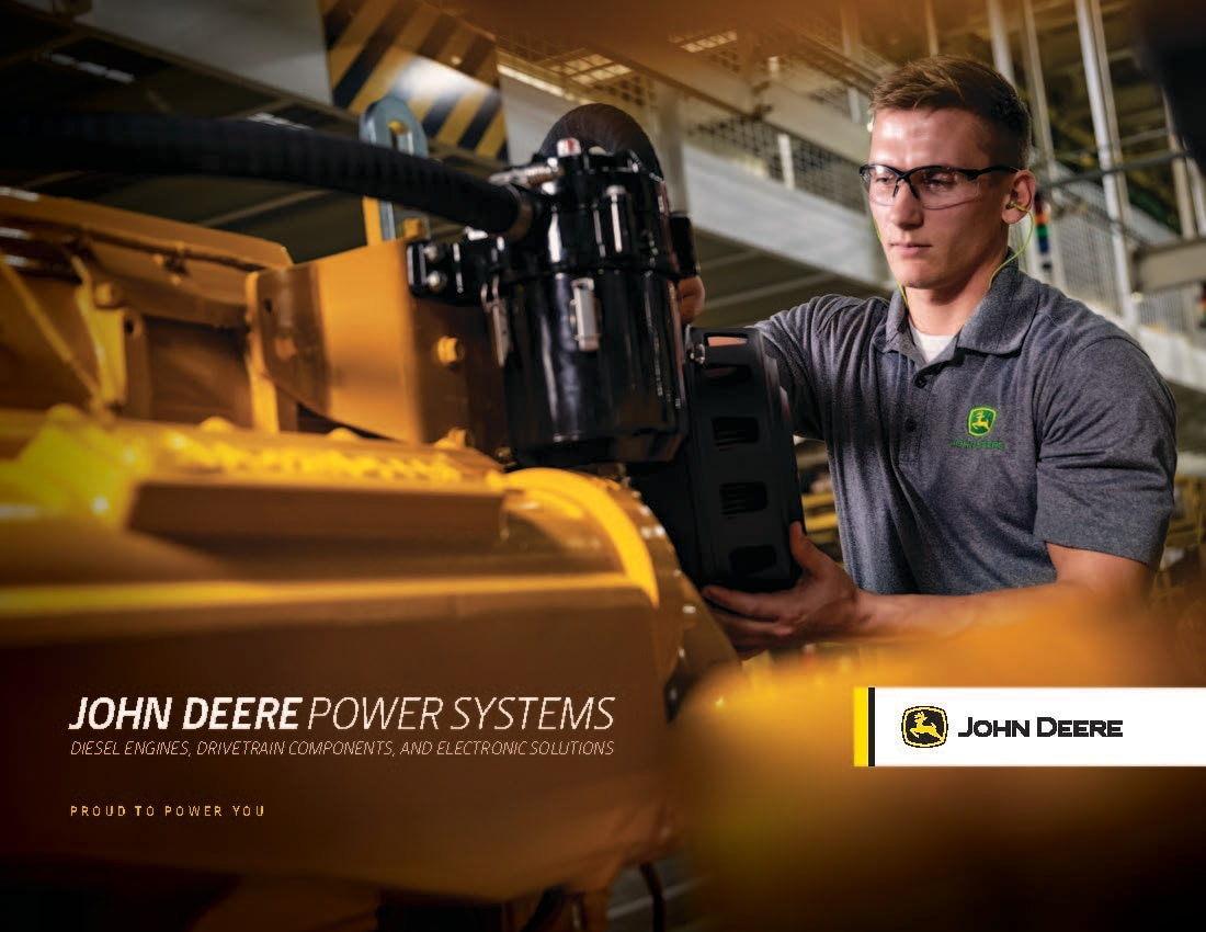 John Deere Power Systems Brochure