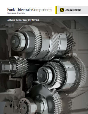 Mechanical Drivetrain Brochure