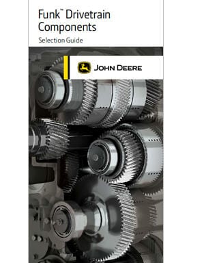 Drivetrain Components Selection Guide