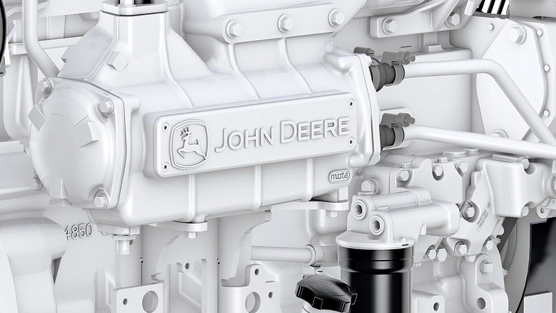 Marine Diesel Engines | Recreational | John Deere US
