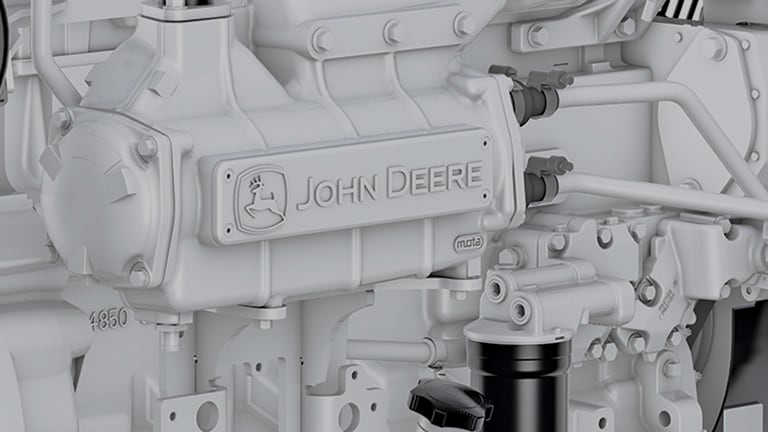Marine Diesel Engines | John Deere US