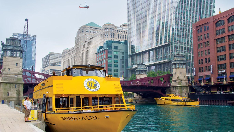 Wendella passenger vessel