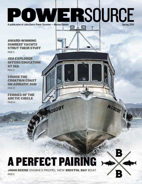 Marine Powersource Fall 2019 issue