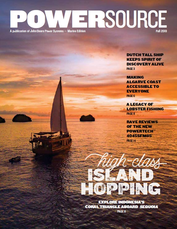 Marine Powersource Fall 2018 issue