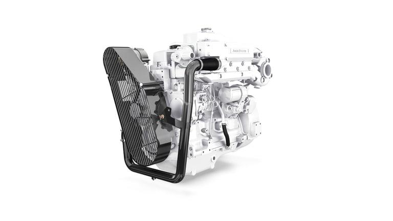 4045TFM50 Marine Generator Drive Engine