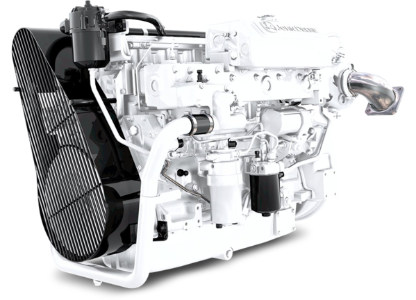6068AFM75 Marine Generator Drive Engine