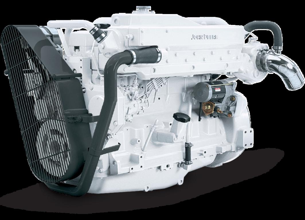 6068TFM75Marine Propulsion Engine