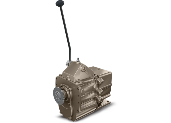 Coastal Equipment - HMD23000 HMD23000 Transmission