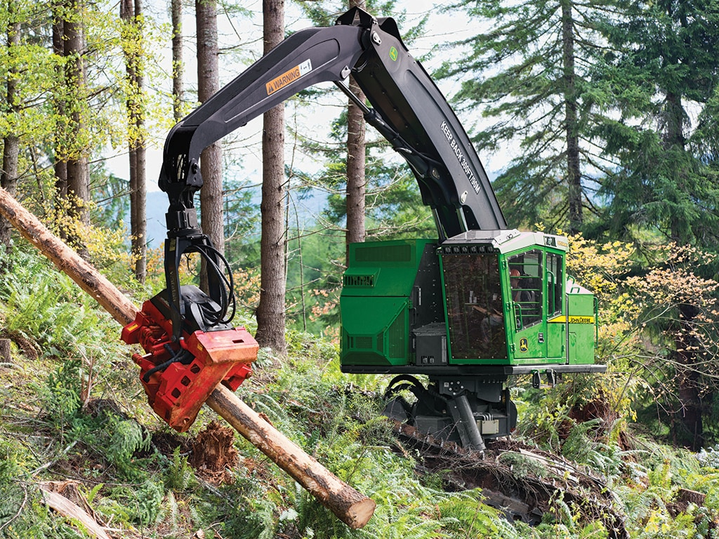 Waratah Forestry Attachment