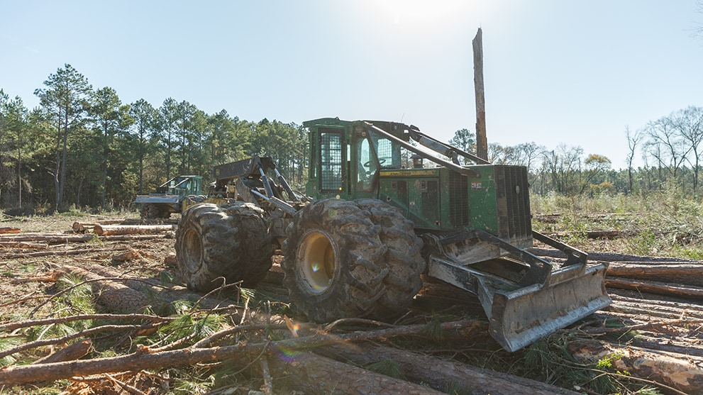 John Deere Used Forestry Equipment For Sale