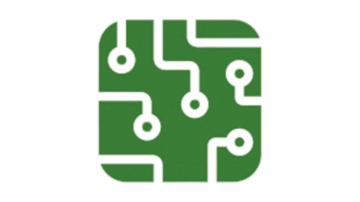 icon of a circuit board