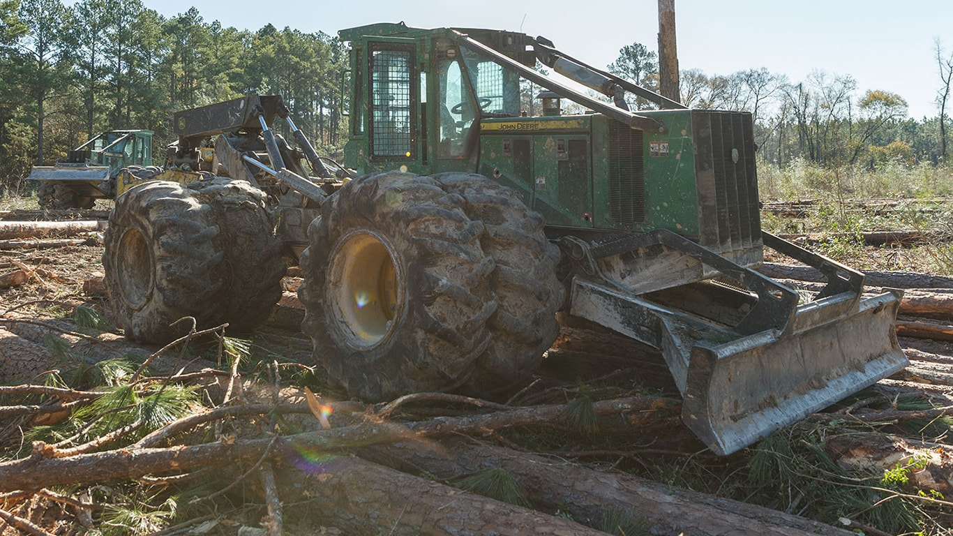 Forestry Equipment | John Deere US