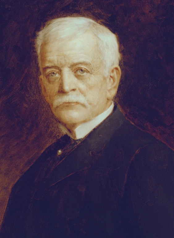 Portrait of Charles Deere