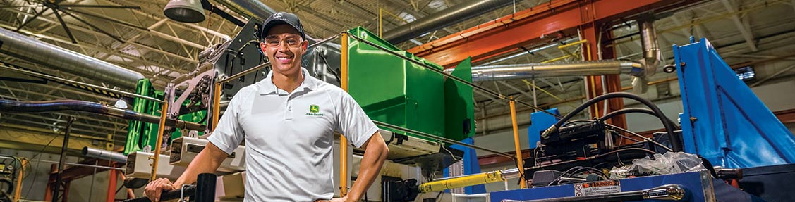 Internships And Part Time Students Careers John Deere Us