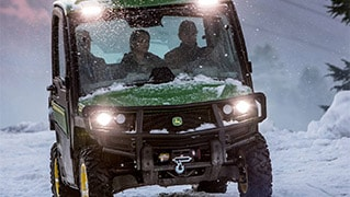 John Deere Gator™ XUV Models Earn 2018 AE50 Awards