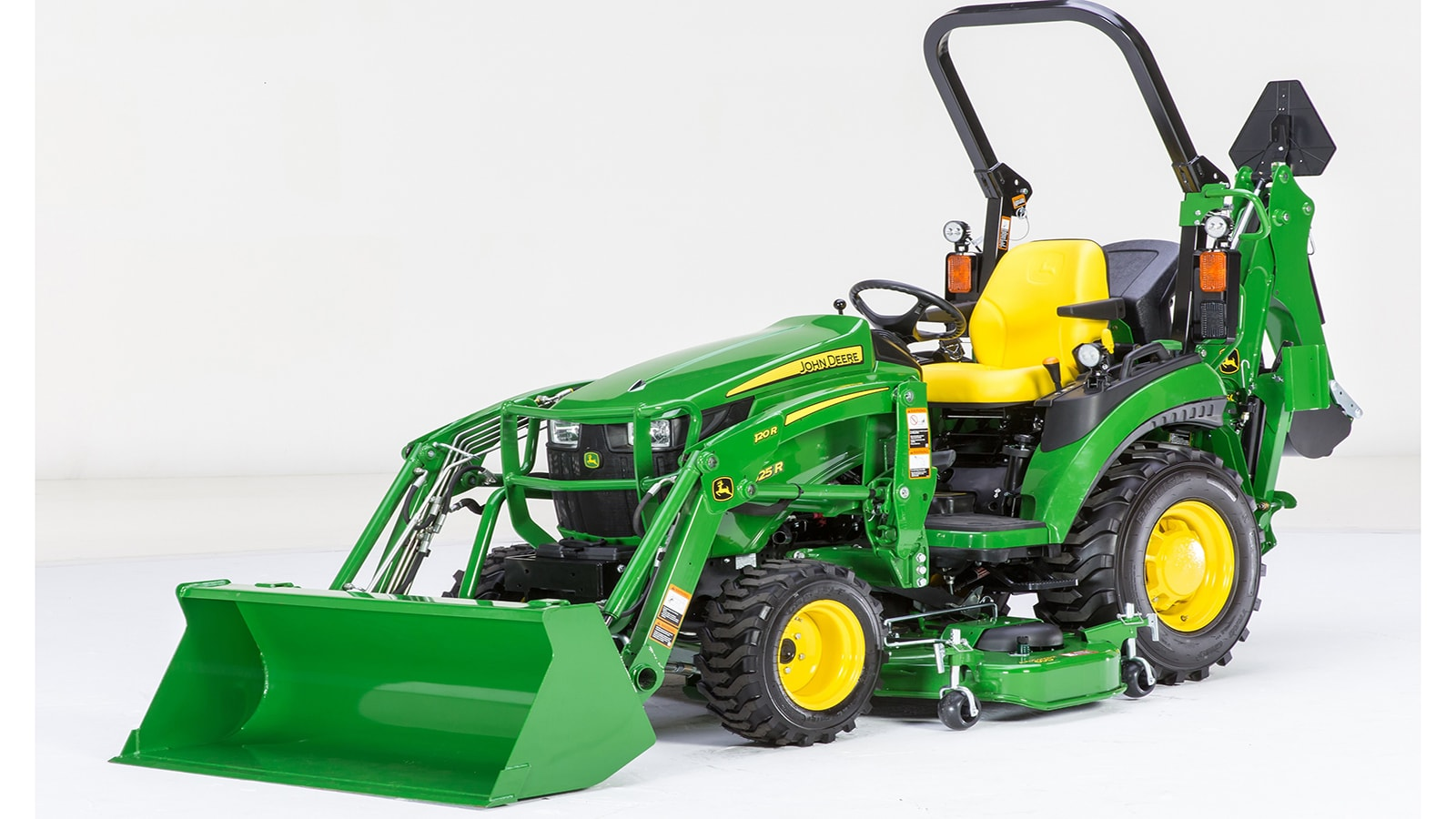 Redesigned 2025R provides increased comfort and versatility