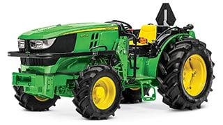 John Deere Introduces Narrow 5075GL Crop Tractor
