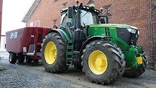 New 6R tractors feature more power, faster acceleration
