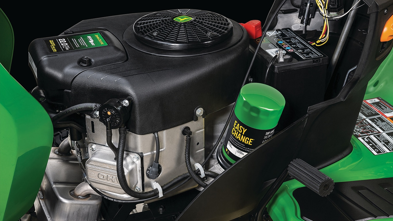 Best Place For Oil Change >> John Deere Power Products Produces 5 Millionth Unit