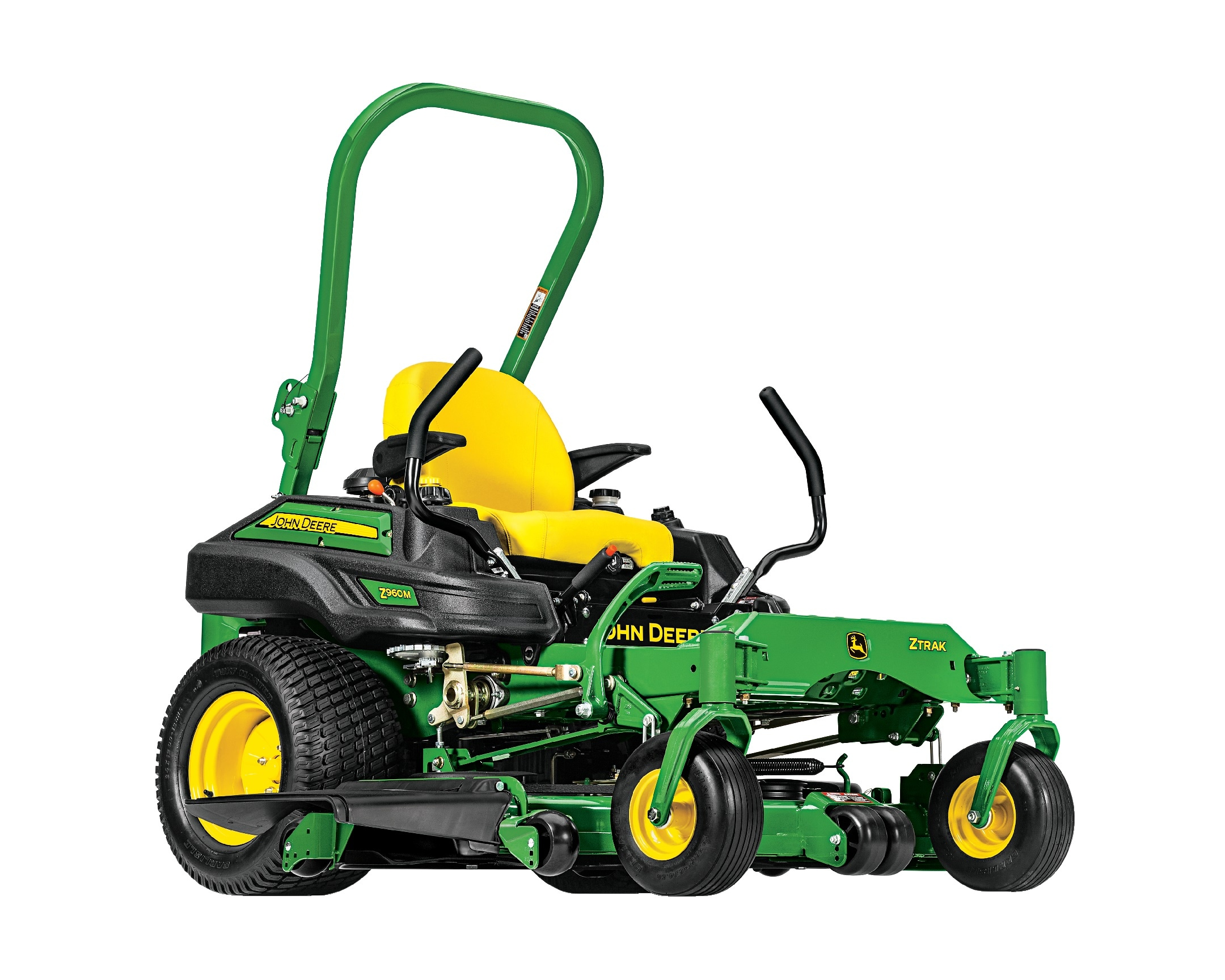 Studio image of a Z960M commercial mower