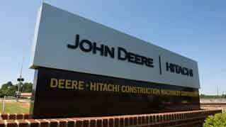 Deere-Hitachi Celebrates 30 Years of Joint Venture