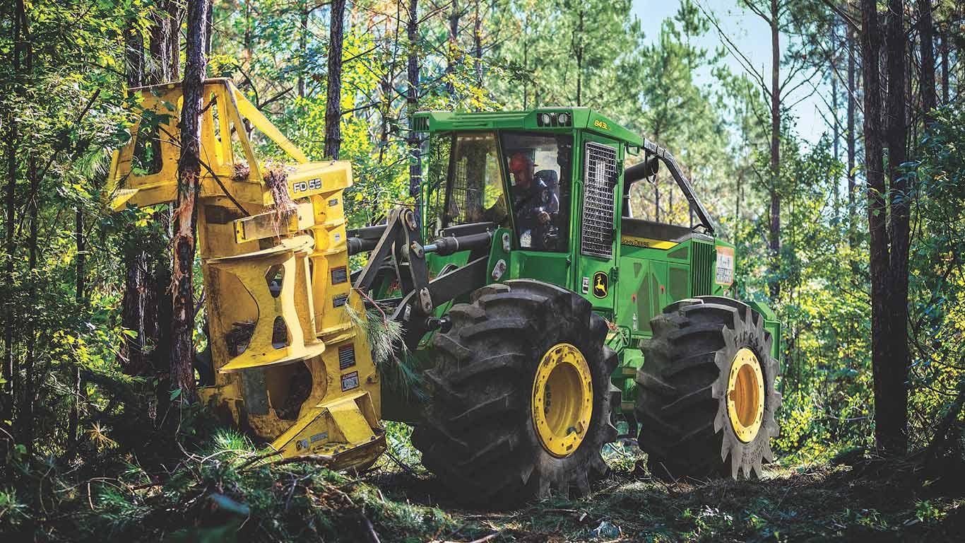 Logging Feller Buncher – Wonderful Image Gallery