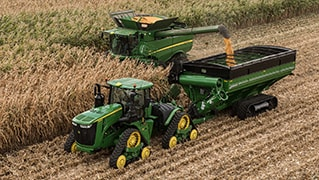 Deere announces Gen 4 software and Machine Sync updates