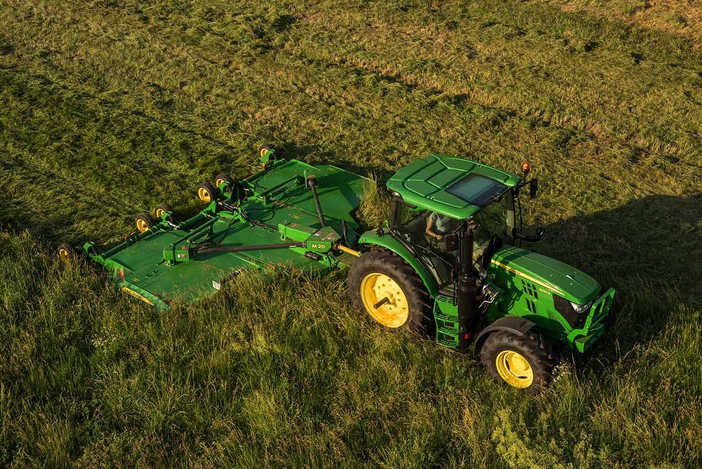 Deere Launches New Rotary Cutters