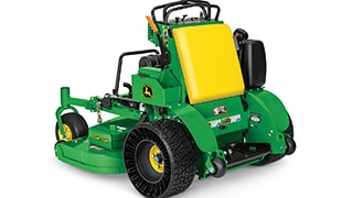 John Deere Quiktrak™ With The Michelin® X® Tweel® Turf Airless Radial Tire