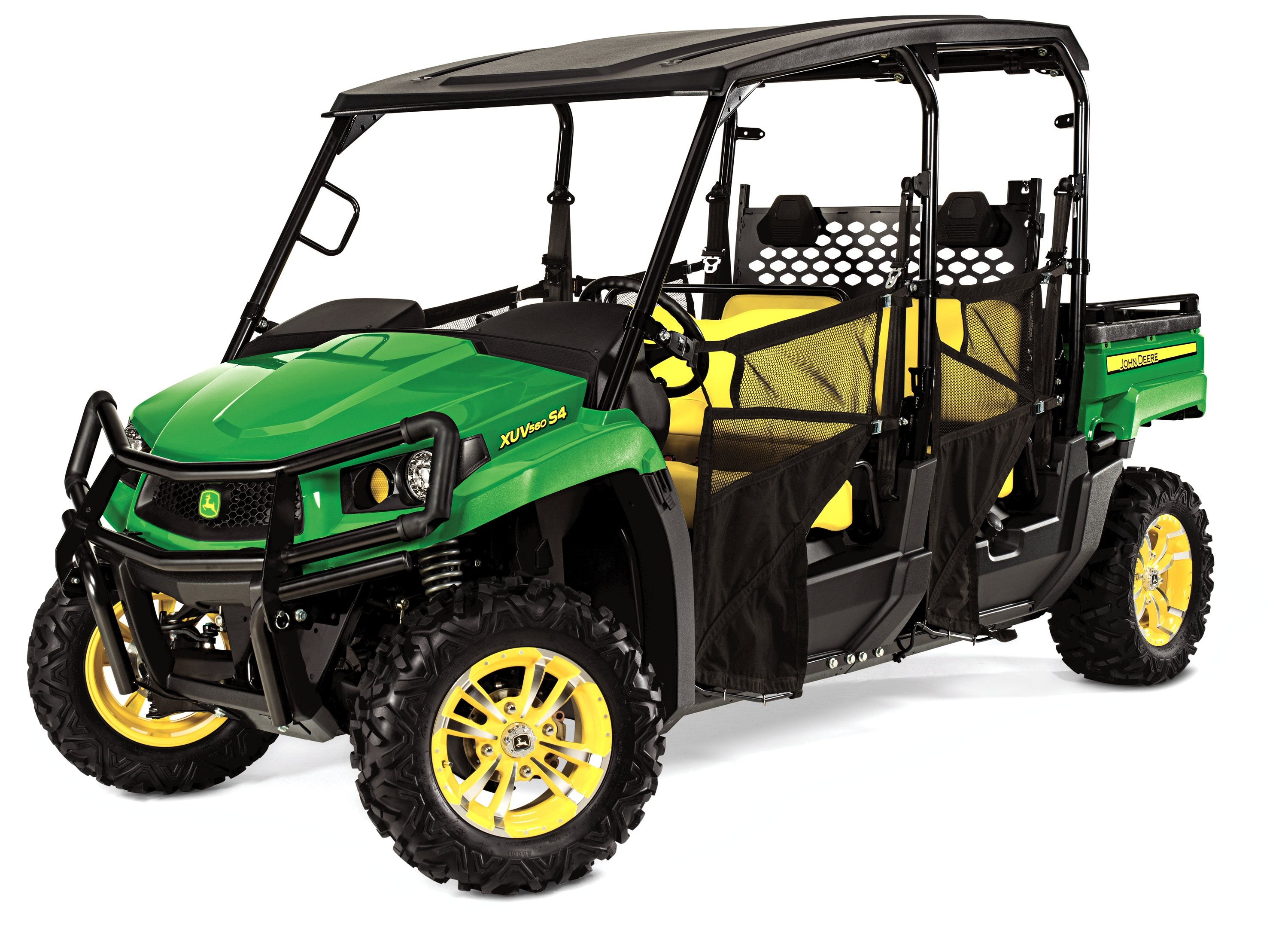 John Deere Enhances Family of Gator™ Utility Vehicles with Mid-Size Model