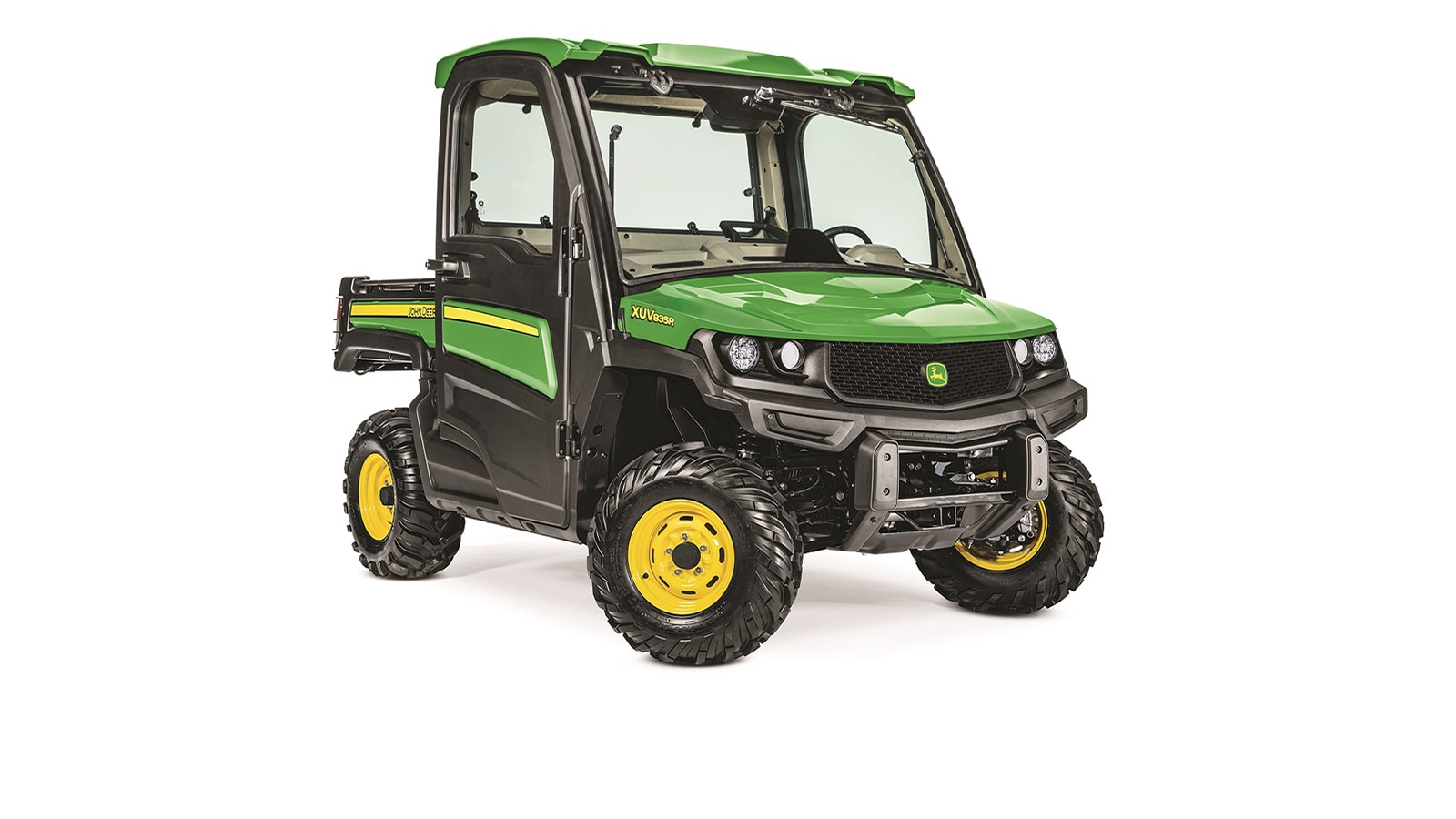 john deere introduces new gator xuv models. Black Bedroom Furniture Sets. Home Design Ideas