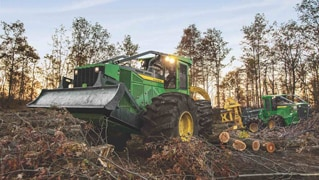 Forestry Certified Used Program Adds New Equipment, Warranty