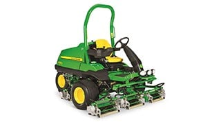 6080A and 6500A E-Cut Hybrid Fairway Mowers