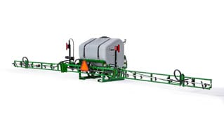 New Frontier 3-point Mounted Sprayers are Available